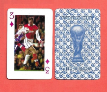 Arsenal Dennis Bergkamp Holland 3D